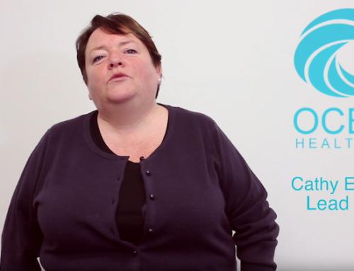 Lead Nurse for Ocean Healthcare – Cathy Ellingford