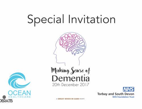Making Sense of Dementia Event