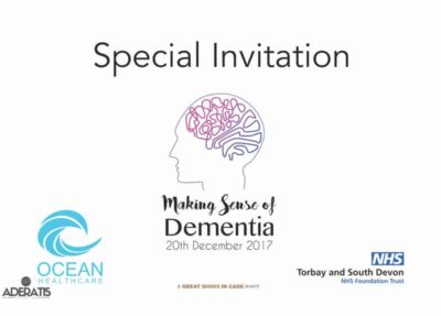 making sense of dementia