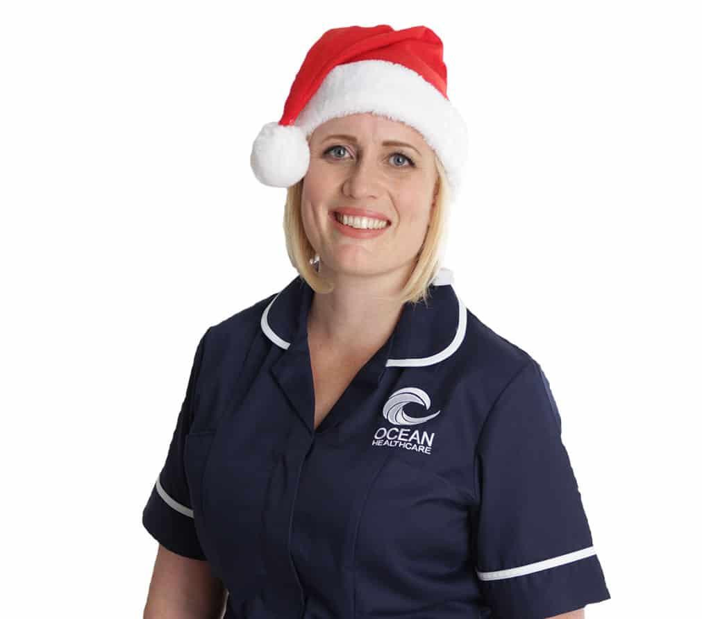 Ocean Healthcare Christmas Pay Nurse