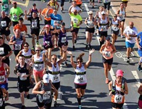 Ocean Sponsors Torbay Half Marathon 23rd June 2019
