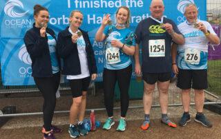 Team Ocean Healthcare 2019 finishers