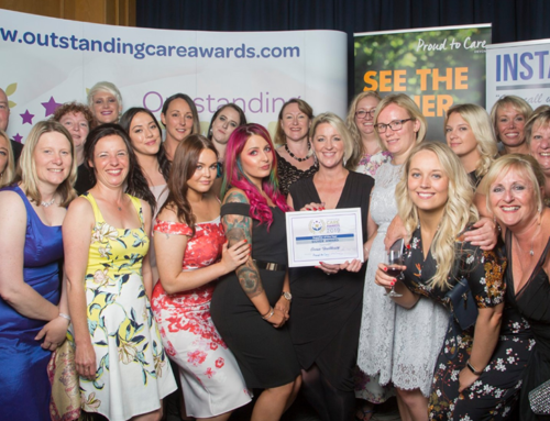 Ocean Healthcare is a Winner at the Outstanding Care Awards 2019